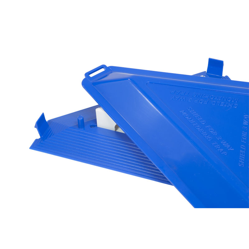 P-04031BLU Shield Trap