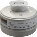 P-08015 Filtro per semimaschera monofiltro x-plore 4740
