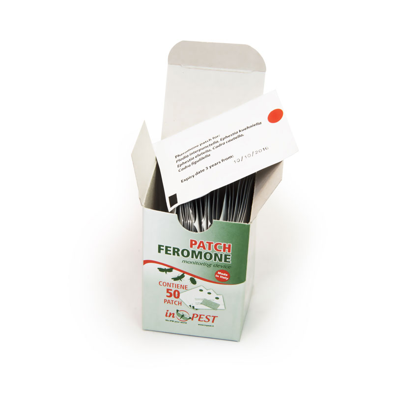 P-16003 Patch feromone per tarme degli alimenti