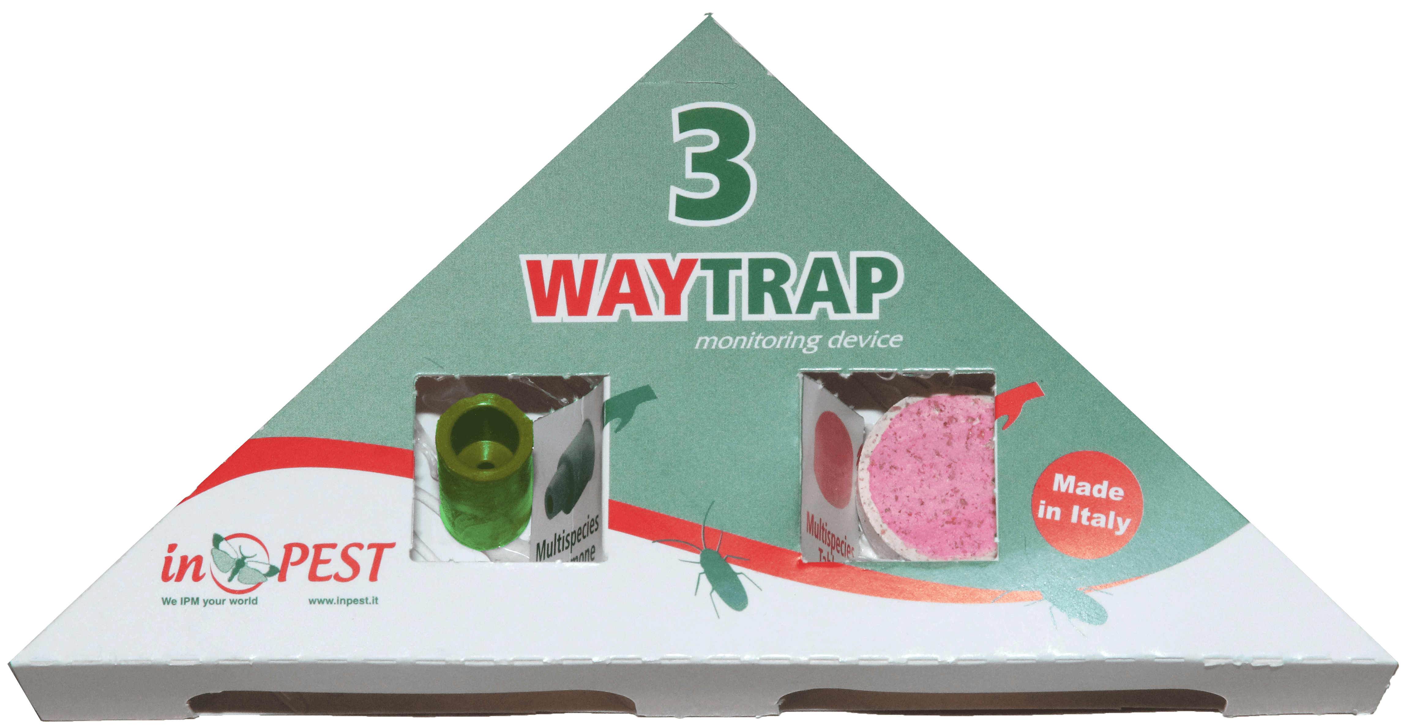 3 Way Trap Phero Pack