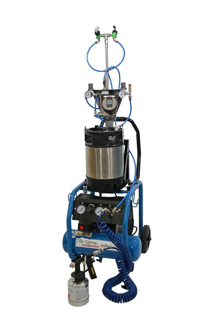 P-07004K Bi-Spray Compressor